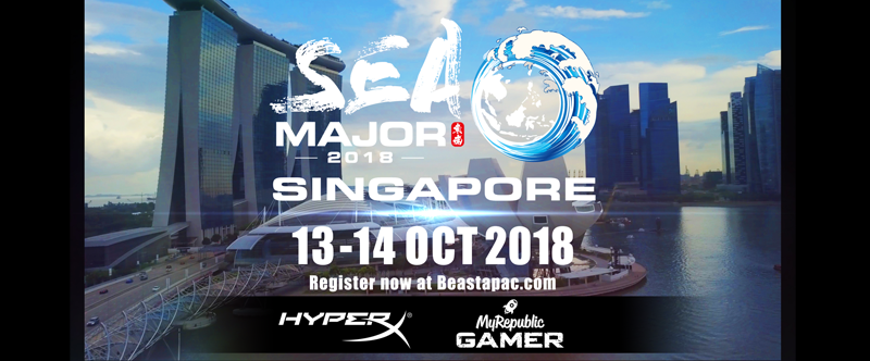 Southeast Asia Major 2017